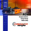 Preview: AGV - Charging Solutions   Energy Storage   Mobile Safety