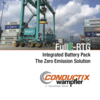 Preview: FullE-RTG - Integrated Battery Pack - The Zero Emission Solution