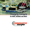 Preview: Charging-Contacts for AGVs, Shuttles and More
